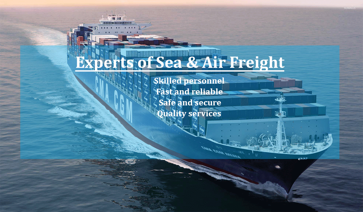 Kalemu Freighters Limited | Services